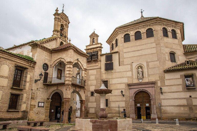 Que ver en Antequera, Iglesia de Santiago
