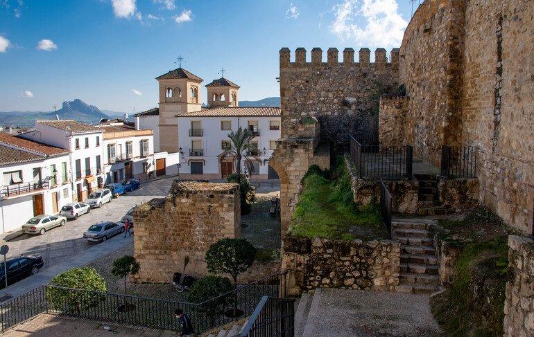 Que ver en Antequera, Torre Albarrana de la Estrella